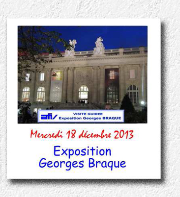 Exposition Georges Braque